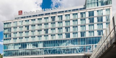 Hotel Clarion Stockholm 4*