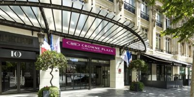 Hotel Crowne Plaza Paris Republique 4*