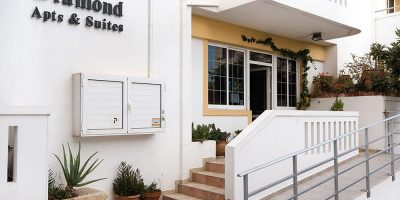 Hotel Diamond Apartments & Suites 3*