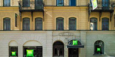 Hotel Ibis Styles Stockholm 3*