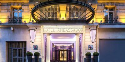 Hotel Paris Marriott Opera Ambassador 5*