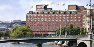 Hotel Sheraton Stockholm 5*