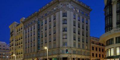Hotel Tryp Gran Via 3*