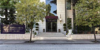 Hotel Istanbul Hagia Sophia 5*