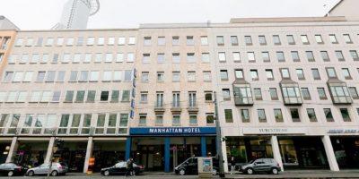 Hotel Manhattan 3*