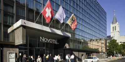 Hotel Novotel Centre 4*
