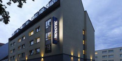 Hotel Novotel Munchen City 4*