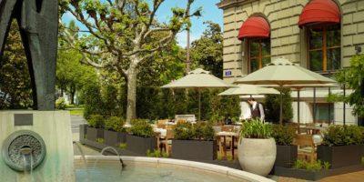 Hotel Swissotel Metopole 5*