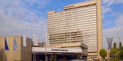 Hotel The Westin Grand Munchen 5*