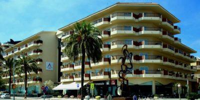 Hotel Aqua Promenade 4*