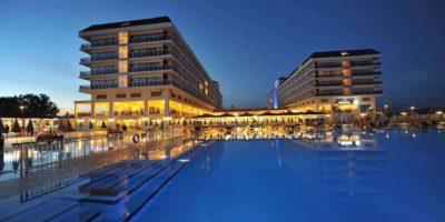 Hotel Eftalia Aqua Resort 5*