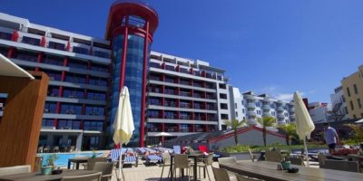 Hotel Four Views Monumental Lido 4*