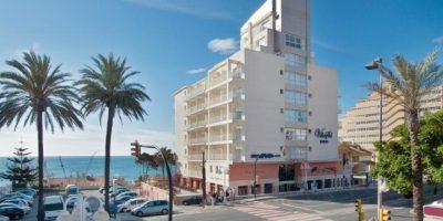 Hotel Medplaya Villasol 3*