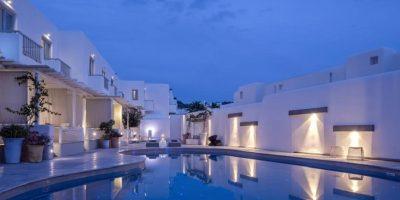 Hotel Mykonos Ammos 5*
