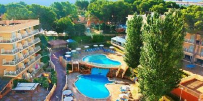 Hotel Club Palma Bay 3*