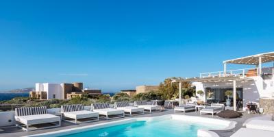 Hotel Princess Of Mykonos 5*