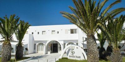 Hotel Santorini Palace 4*