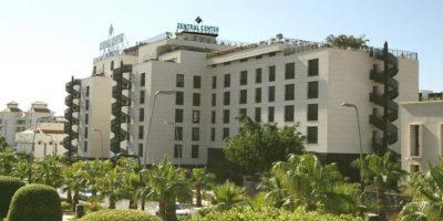 Hotel Zentral Center 4*