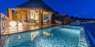 Mercure Kooddoo Maldives 4*